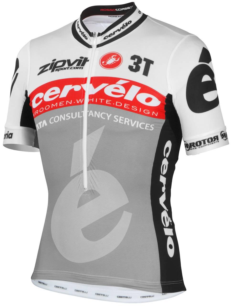 Cervelo 2010 Tour de France jersey