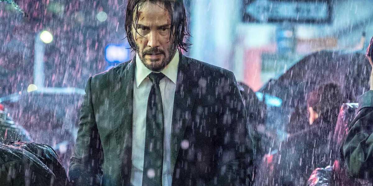 Keanu Reeves in John Wick: Chapter 3 - Parabellum