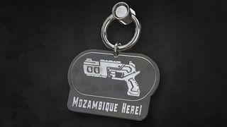 Apex Legends Mozambique shotgun