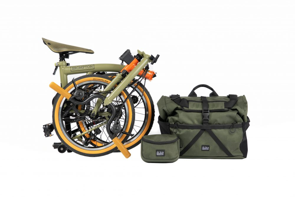 Push the boundaries with the Brompton Explore Cycling Weekly