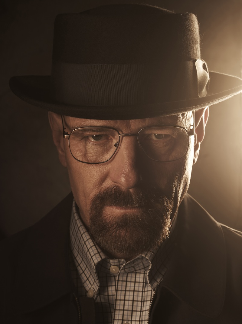 Breaking Bad Season 5 Photos Show The Cast And Walter White's Partner Relationships #22550