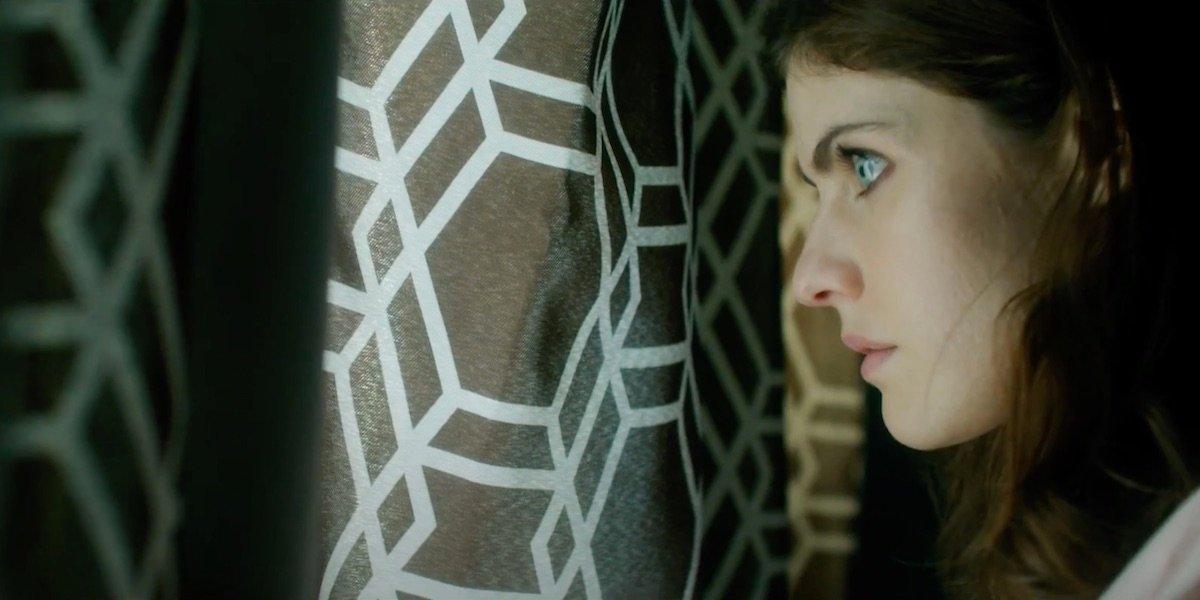 Alexandra Daddario in Songbird