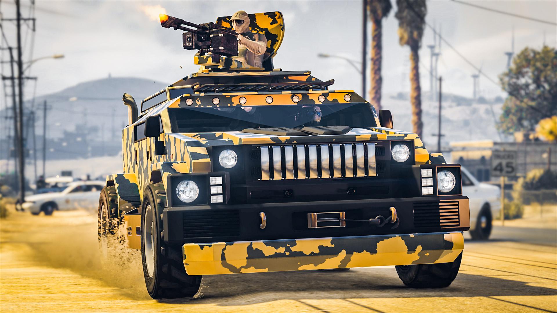 best armored car in gta 5 online