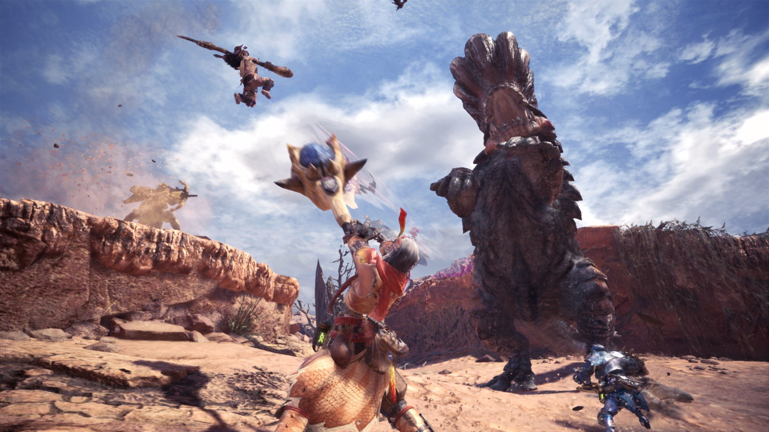 Monster Hunter World Guide: 14 Essential Tips | Tom's Guide
