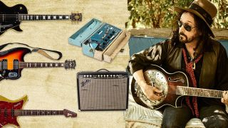 Mike Campbell Reverb Store