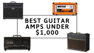 The 9 best guitar amps under $1,000 2021: our pick of top combo amps and heads