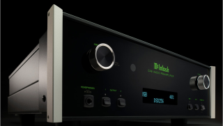 McIntosh C49 preamp with 'upgradeable' DAC