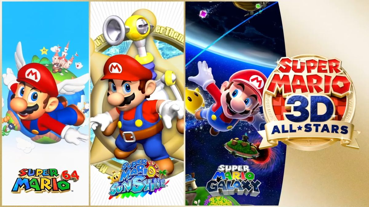 Super Mario 3D All-Stars upcoming update will add additional camera controls