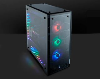 CyberpowerPC Calls On Corsair For New Crystal Gaming Series PCs