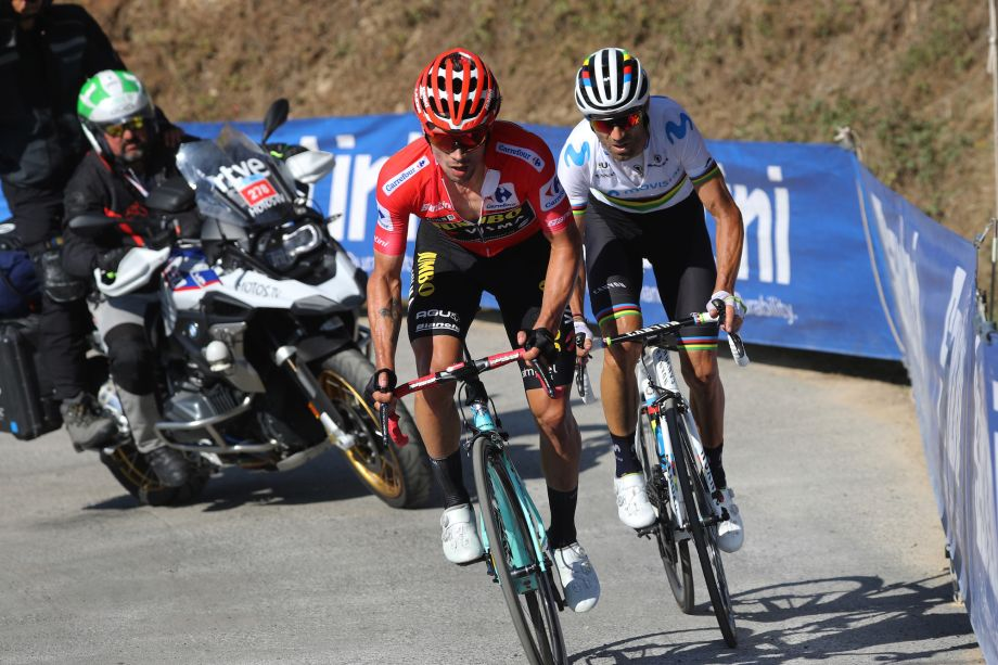 Power Data Reveals How Primoz Roglic Improved From Giro D Italia Performance To Win Vuelta A Espana Cycling Weekly