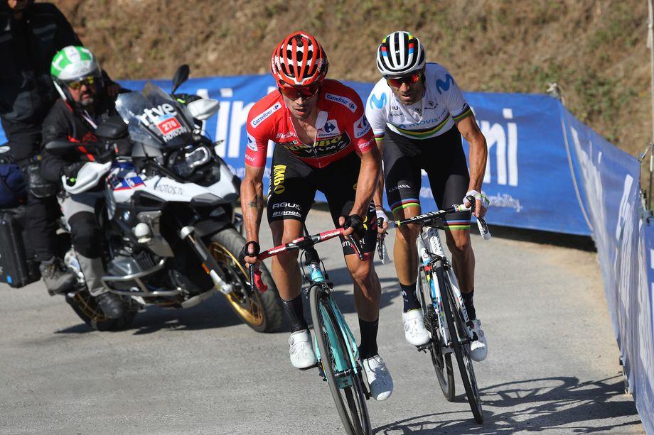 Power data reveals how Primož Roglič improved from Giro d'Italia performance to win Vuelta a España