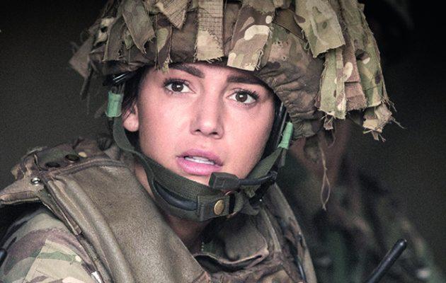 Michelle Keegan as Georgie Lane in Our Girl