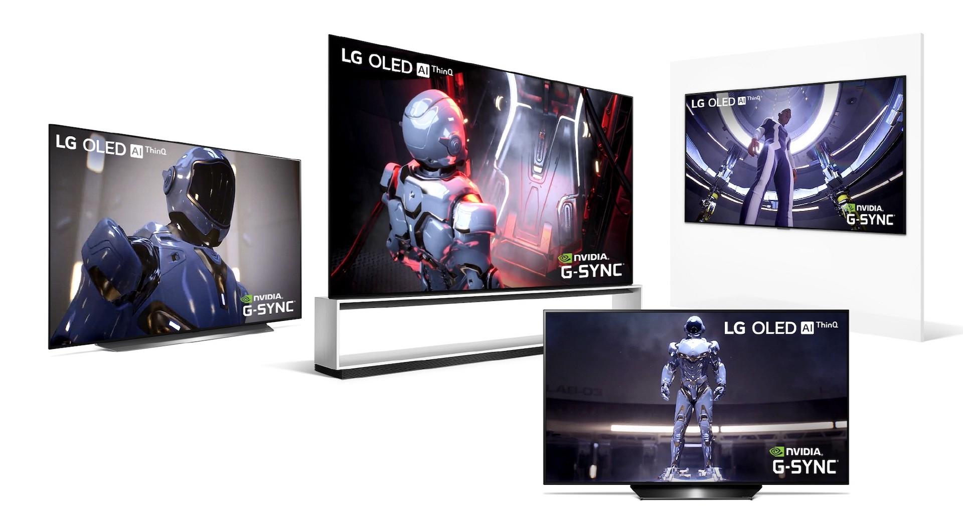 LG 2020 TV lineup: 4K, 8K, OLED