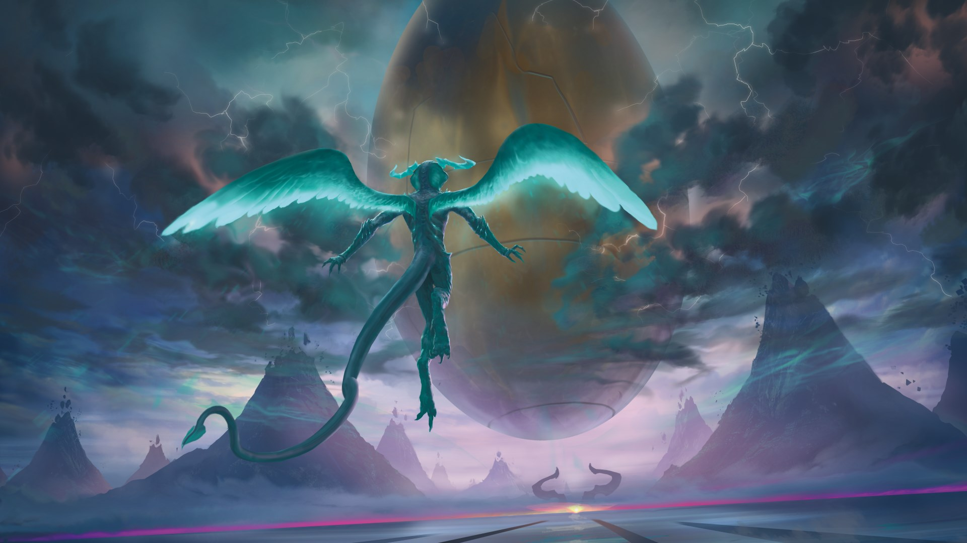 Magic: The Gathering Arena exclusive card reveal: Finale of