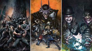 DC Comics Dark Nights: Death Metal – Band Edition