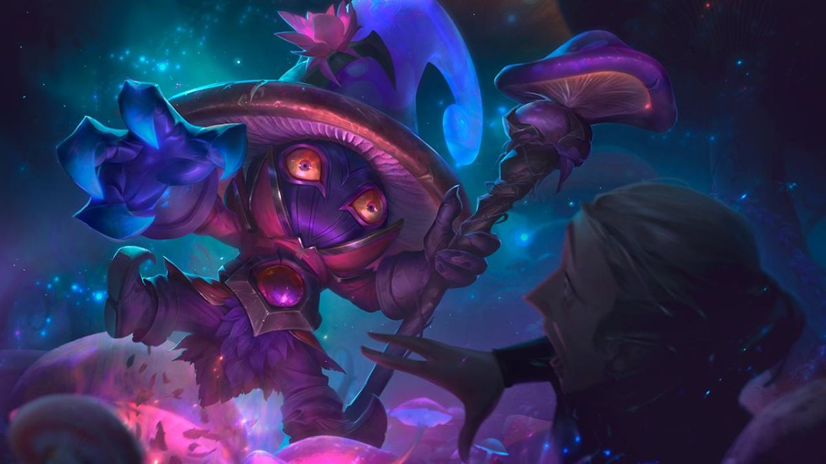 Get a sneak peek at League of Legends' 2019 Halloween skins