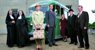 Geraldine McEwan pulls on Miss Marple's comfy cardigan for the last time in this star-studded whodunit from 2009.