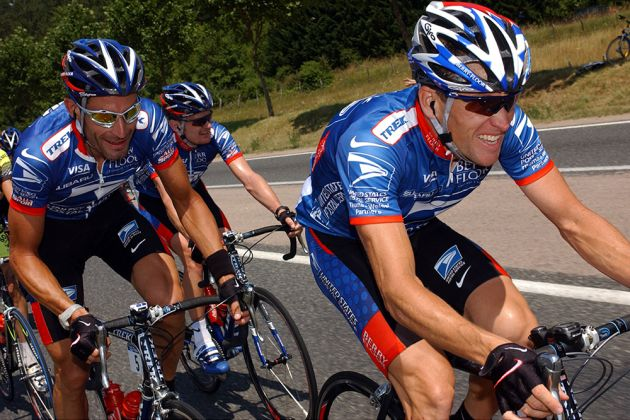 Lance Armstrong to reunite with 1999 US Postal Service Team members. Cycling  Weekly ... 19229e0a2