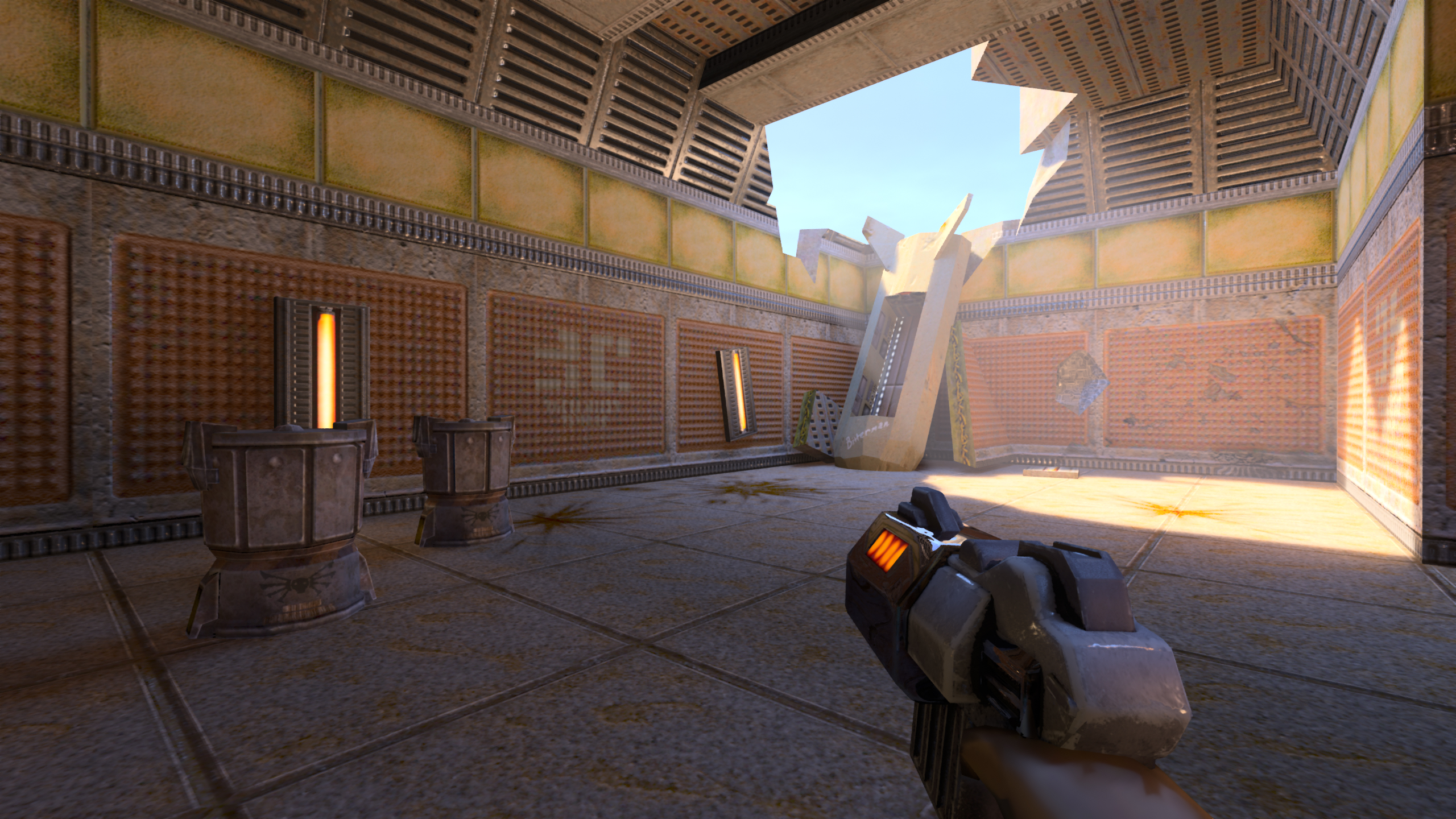 Nvidia is adding real-time ray tracing to Quake 2, and you