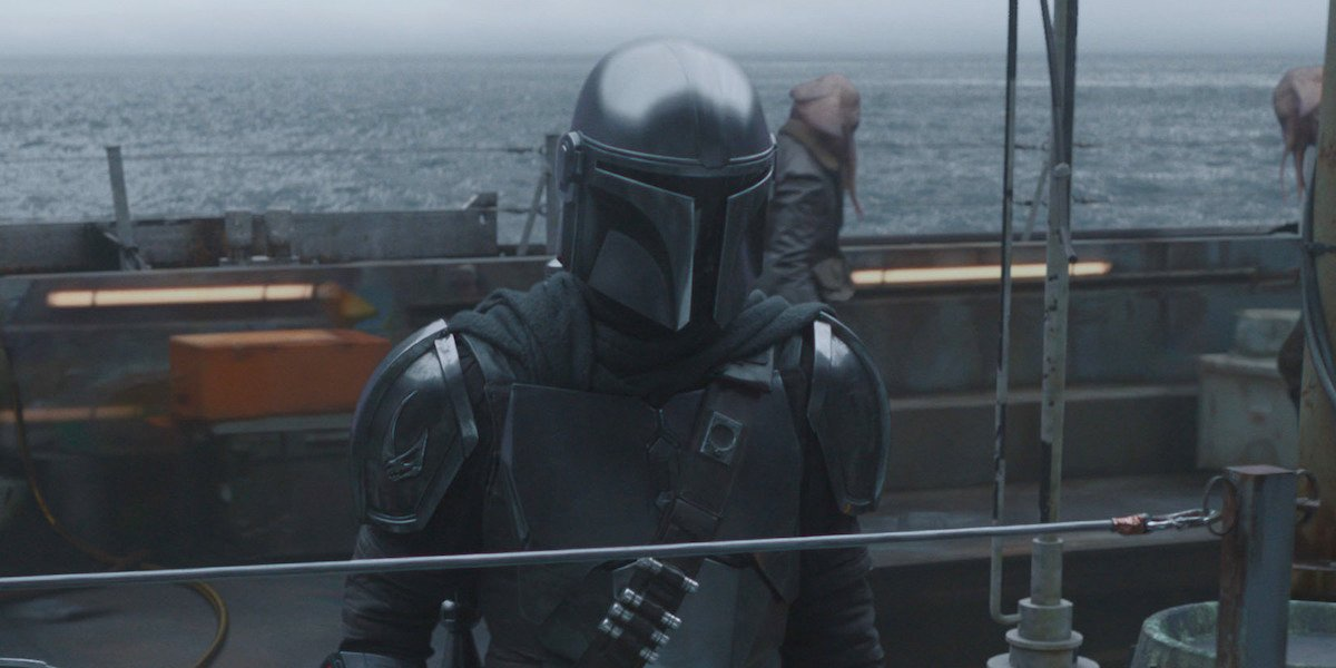the mandalorian on a boat season 2