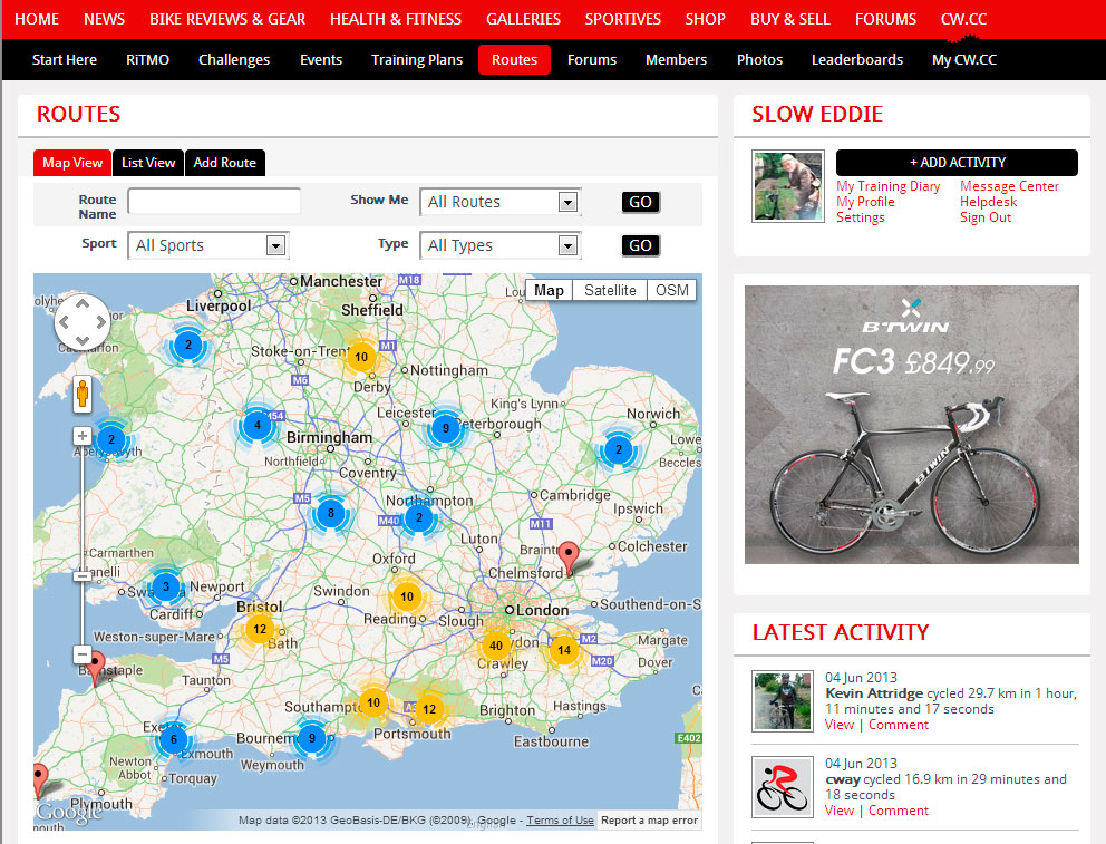 Cycling Weekly Cycling Club: Get better, ride together