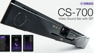 Yamaha is now shipping the CS-700 SIP model, which integrates PBX and UC applications in one unit.