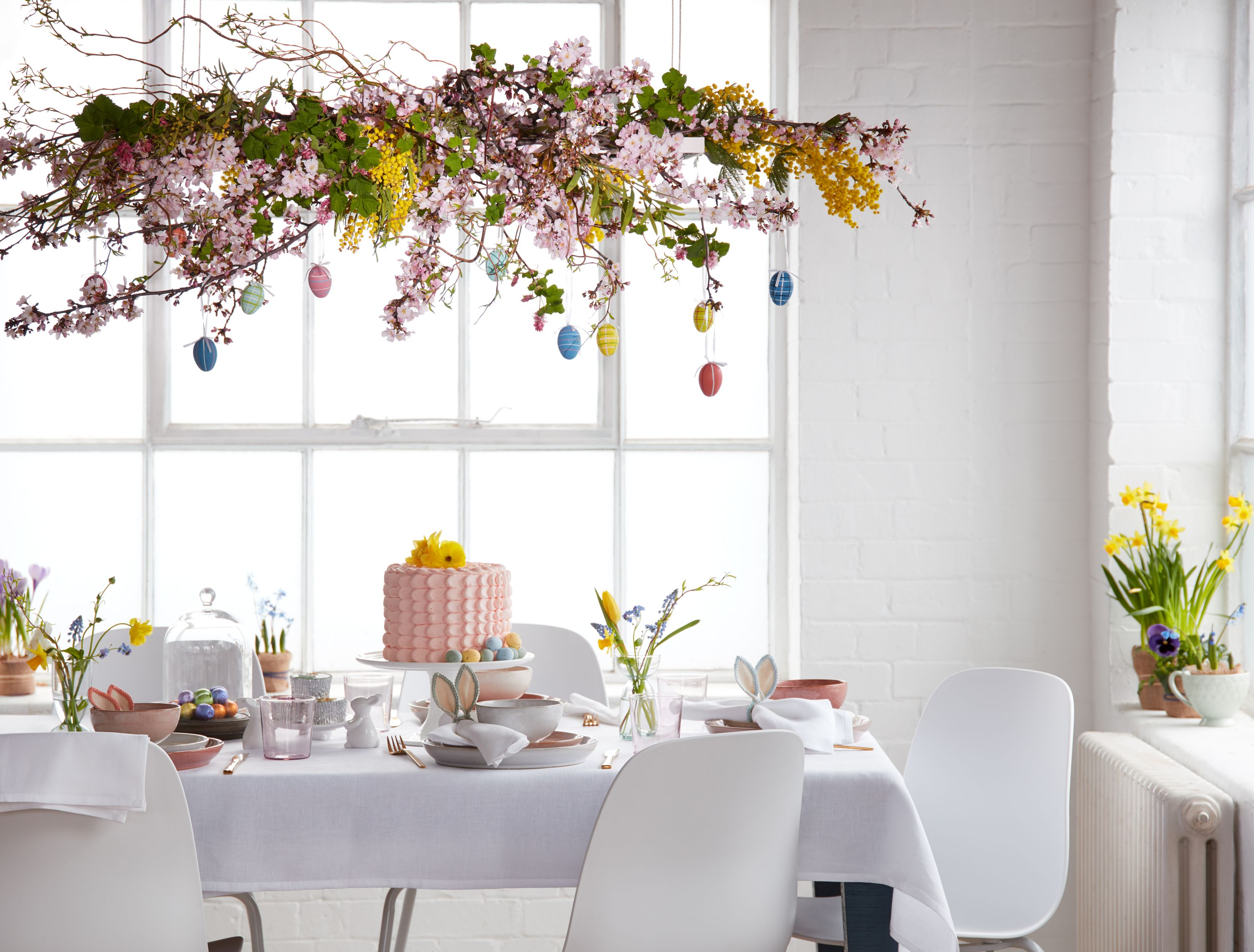 Easter Decorating Ideas 13 Pretty Spring Looks Real Homes