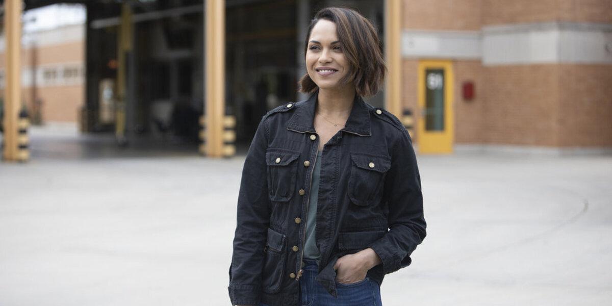 Chicago Fire Monica Raymund Gabriela Gabby Dawson Netflix