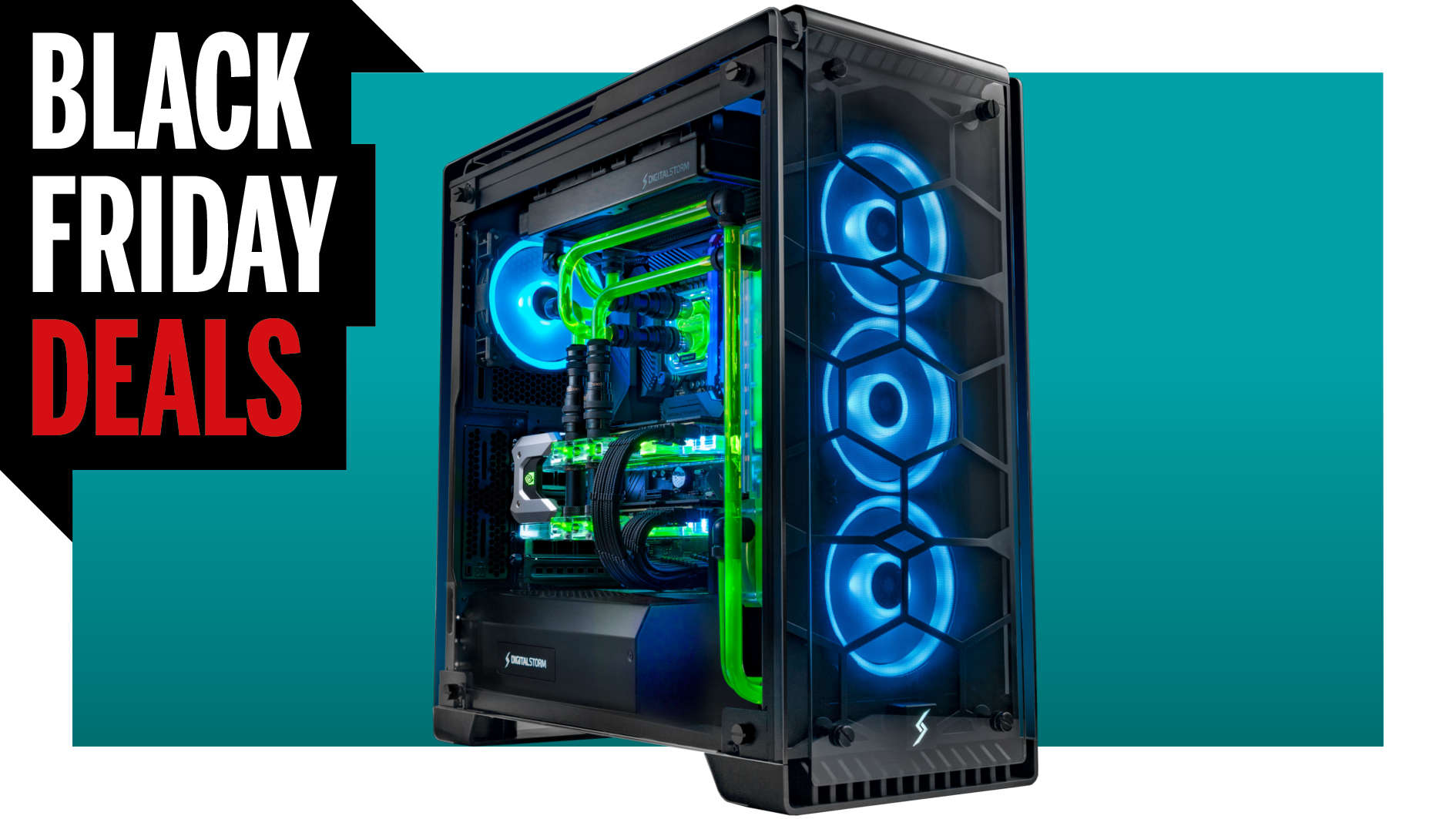 Black Friday Gaming Pc Deals The Best Prebuilt Rigs On Sale Today Pc Gamer