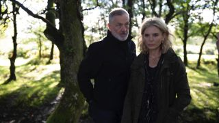 TV tonight Professor David Wilson and actor Emilia Fox investigate.