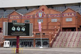 Aston Villa File Photo