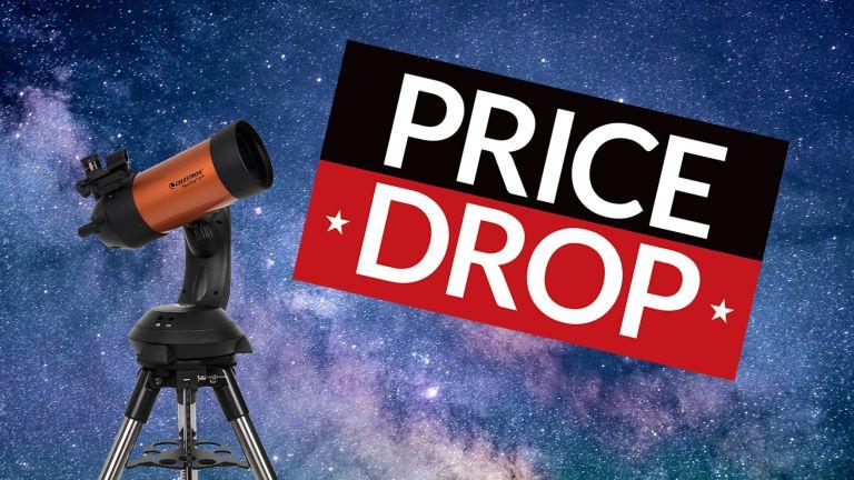 Celestron telescope deal