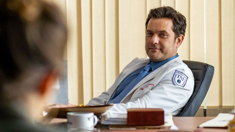 Christopher Duntsch played by Joshua Jackson in Dr Death