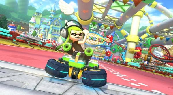 Mario Kart 8: Deluxe Patch