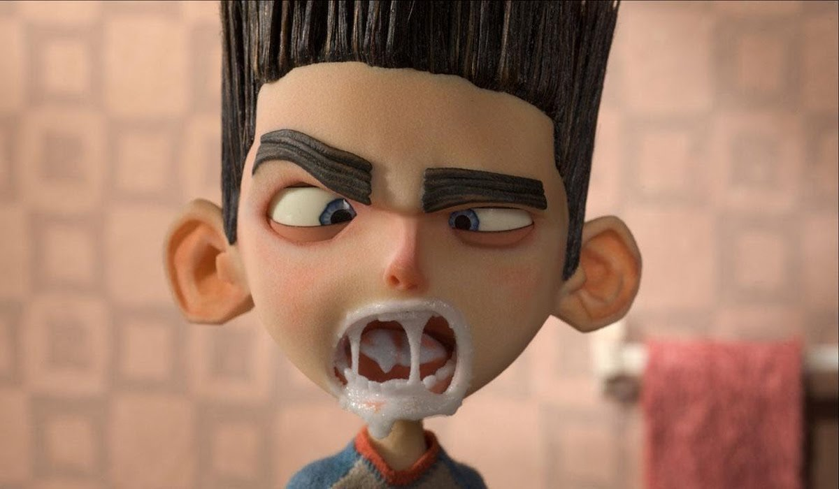 Norman Babcock in Paranorman