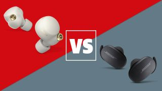 Sony WF-1000XM4 vs Bose QuietComfort Earbuds: which are better?