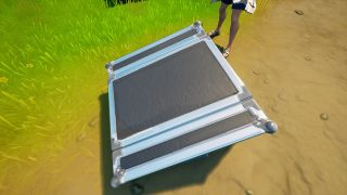 fortnite crashed plane black box