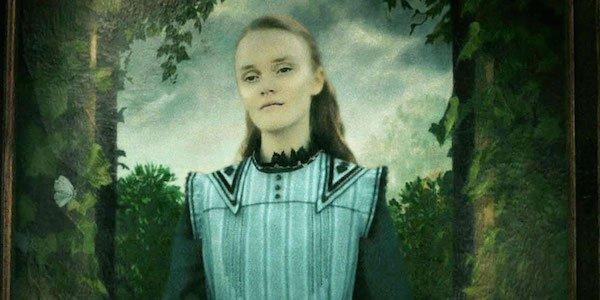 ariana dumbledore painting