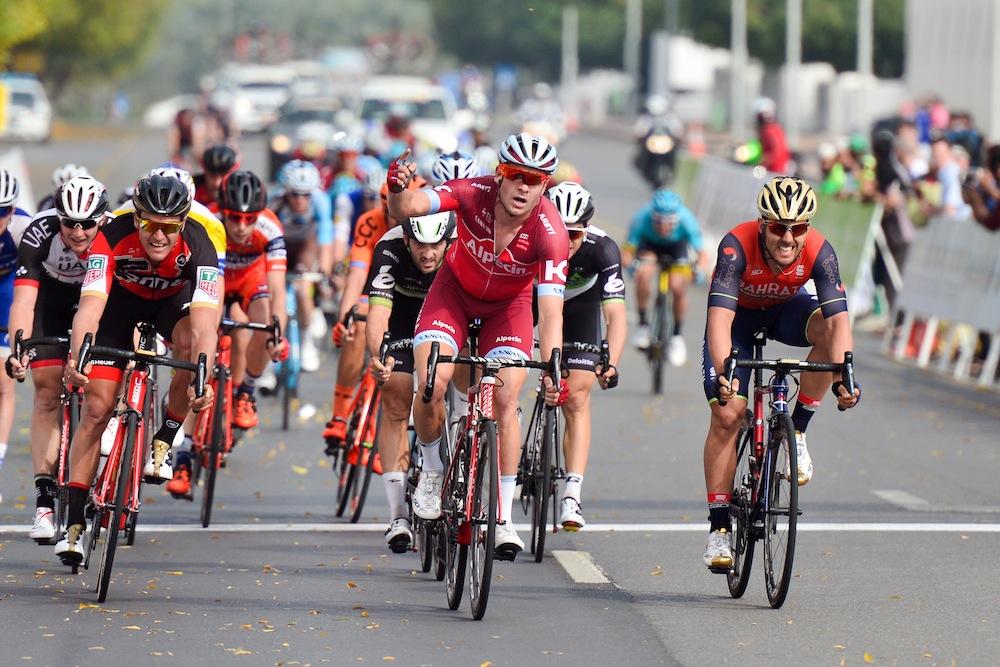 Alexander Kristoff sprints to Tour of Oman stage win as ...