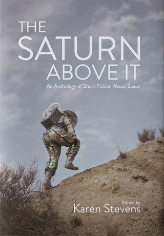 """The Saturn Above It"" book cover"