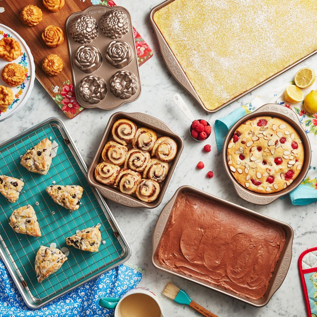 The Pioneer Woman just dropped brand-new bakeware, and we need these 5 items