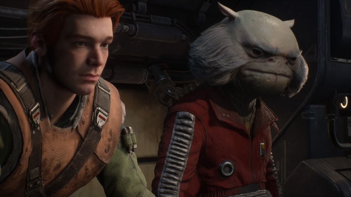 Star Wars Jedi: Fallen Order PS5 Xbox Series X/S upgrade is now available – Gamesradar