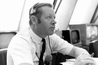 Jack King, NASA's 'Voice of Apollo'