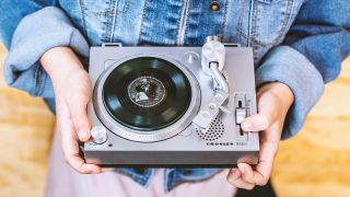 Crosley RSD3 is a 3-inch turntable for Record Store Day 2019