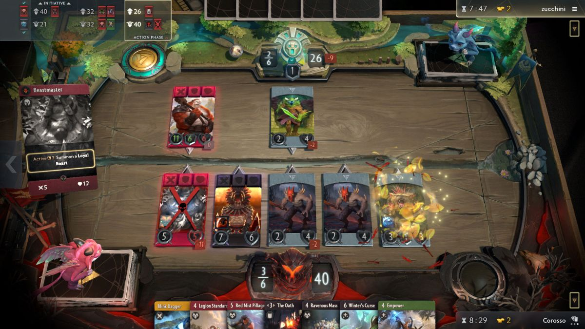 Artifact's beta appears to have been delayed until November 19