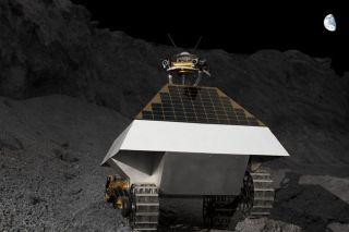 Private Moon Rover Aims for Apollo 11 Landing Site