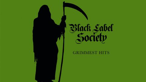 Cover art for Black Label Society - Grimmest Hits album