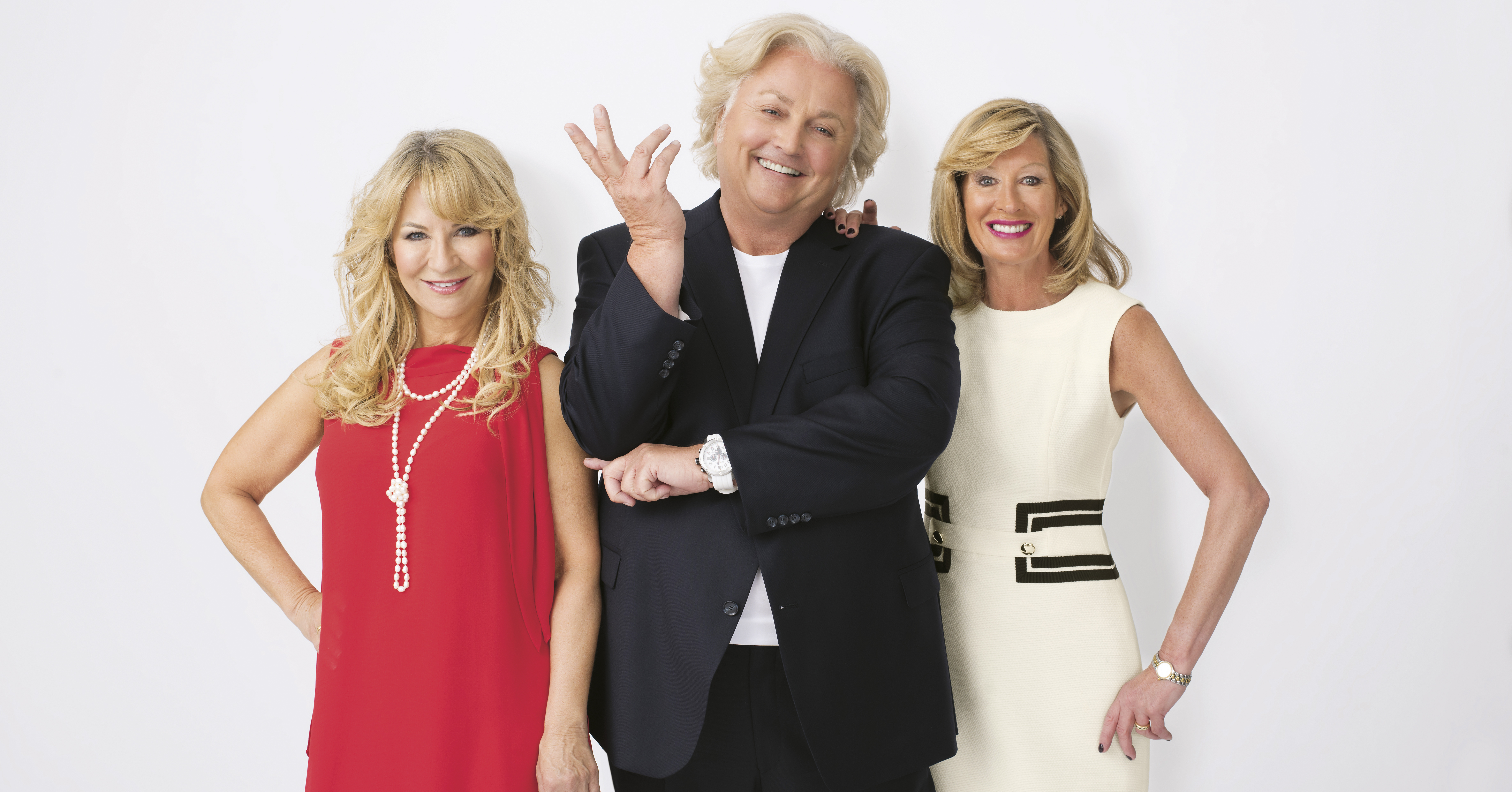Princess Di's dress designer David Emanuel sets out to find the ideal dress for brides-to-be in the UK version of this US show.