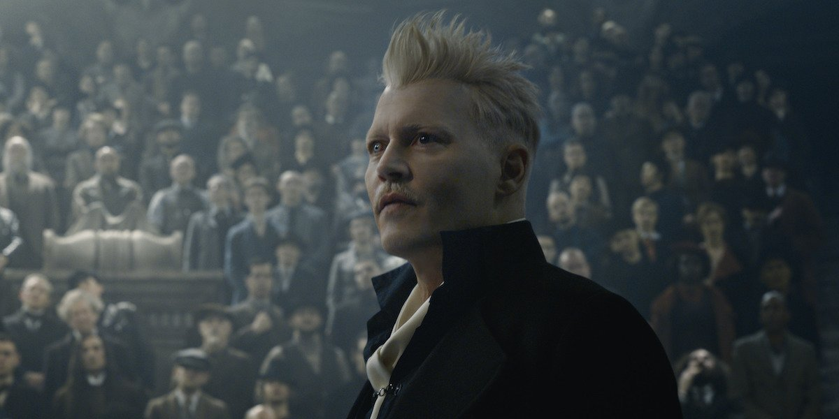 Following Johnny Depp's Exit, Fantastic Beasts 3 Has Announced Its New Release Date