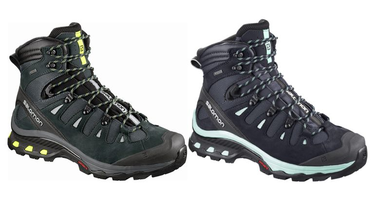 01794c8175f Salomon Quest 4D 3 GTX will let you walk and walk and walk and walk ...